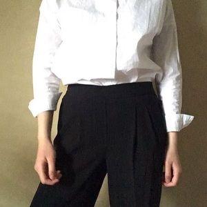 Aritzia Babaton Clancy pants sz 4 black (J25)